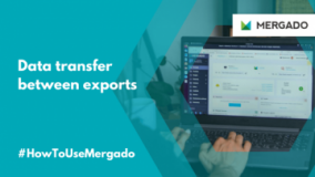 Transfer settings and data from one export to another in Mergado
