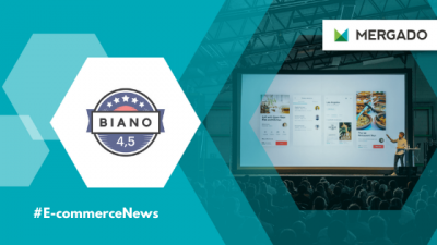 Biano introduces a new Biano Star feature. It increases your sales with reviews