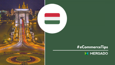 Get more customers in Hungary. Using contactless shipping and payment methods