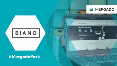 Implement Biano Pixel and Button with Mergado Pack and Google Tag Manager