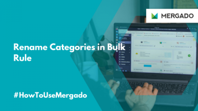 Setting categories is not difficult anymore. With the smart rule in Mergado